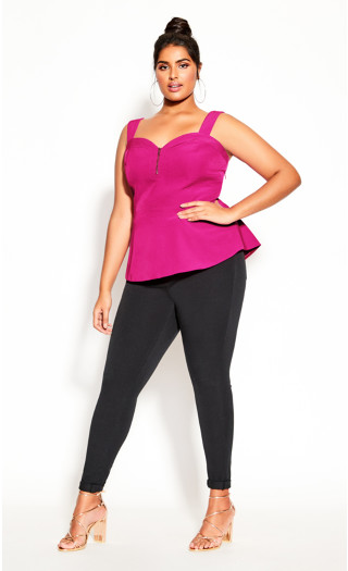 All Class Top - pink