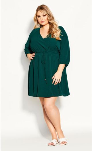 Desire Tunic - sea green