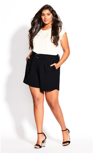 Sweet Sway Short - black