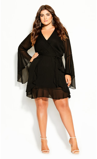 Sweet N Easy Dress - black