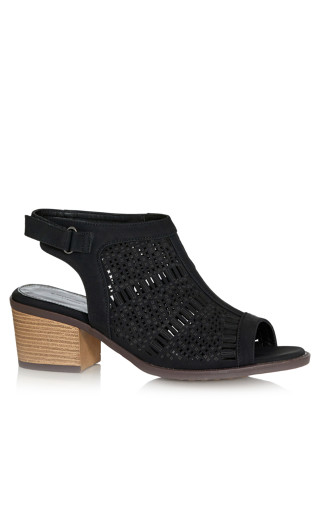 Harper Shootie - black