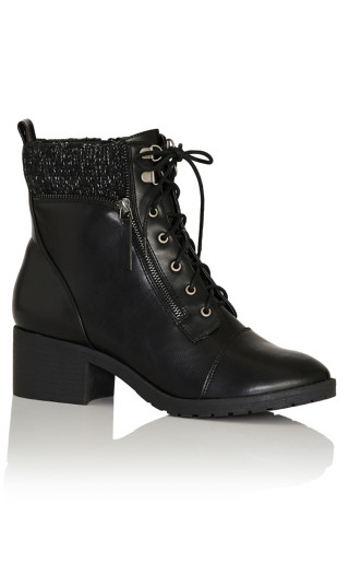 Rita Ankle Boot - black