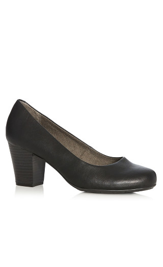 Catherine Pump Heel - black