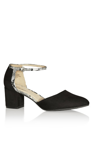 Elle Shoe - black