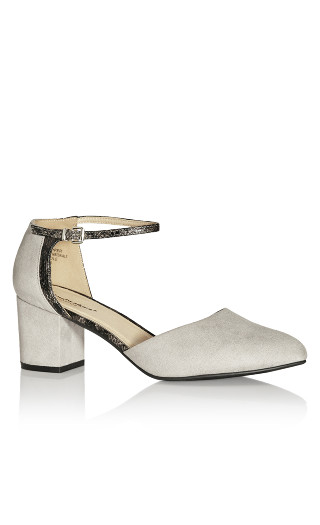 Elle Shoe - gray