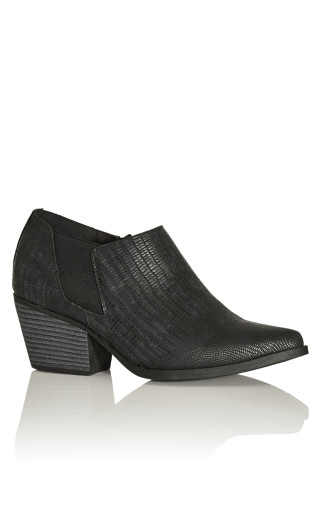 Karina Shootie - black