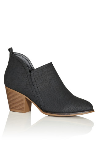 Trina Ankle Boot - black