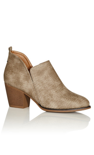 Trina Ankle Boot - taupe