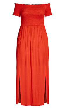 Summer Passion Maxi Dress - tigerlily
