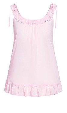 Sinfully Sweet Babydoll - baby pink