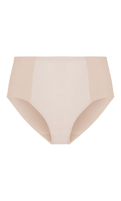 Smooth & Chic Control Panty - latte