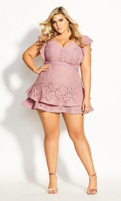 Women's Plus Size DRESS SIENNA