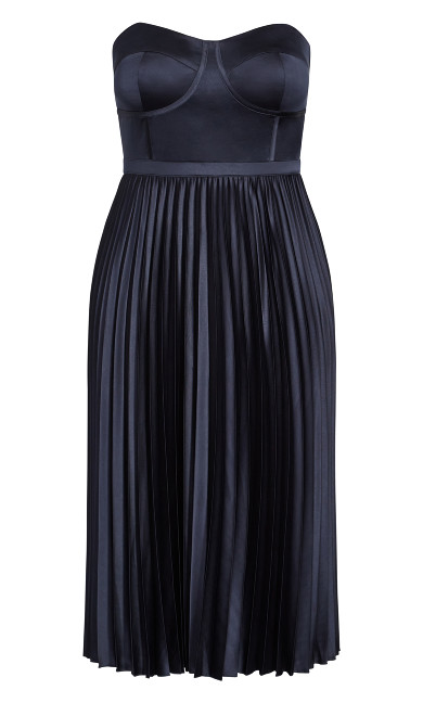 Ahanna Dress - navy
