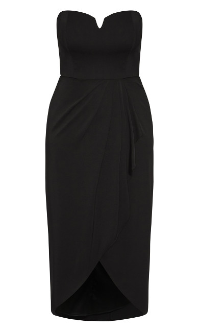 Beloved Dress - black