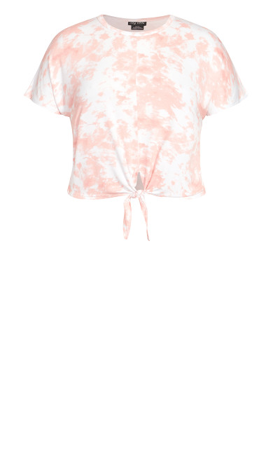Luna Sleep Top - rose