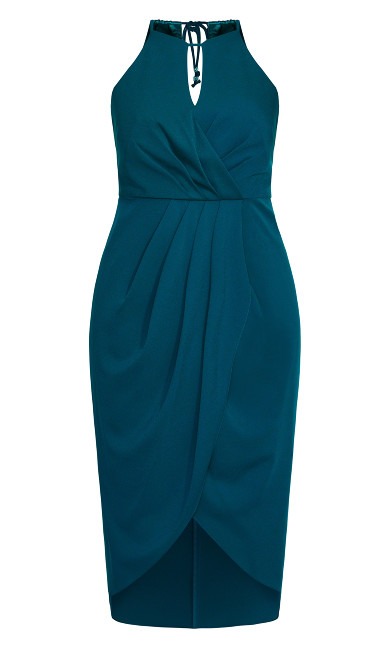 Love Story Dress - turquoise