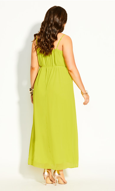 Paradise Maxi Dress - citronelle