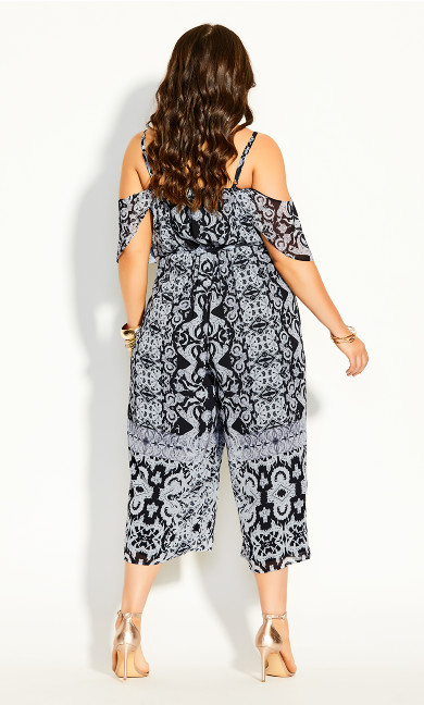 Jaggery Jumpsuit - black