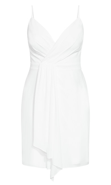 Delectable Dress - ivory
