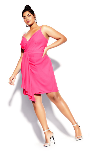 Delectable Dress - pink