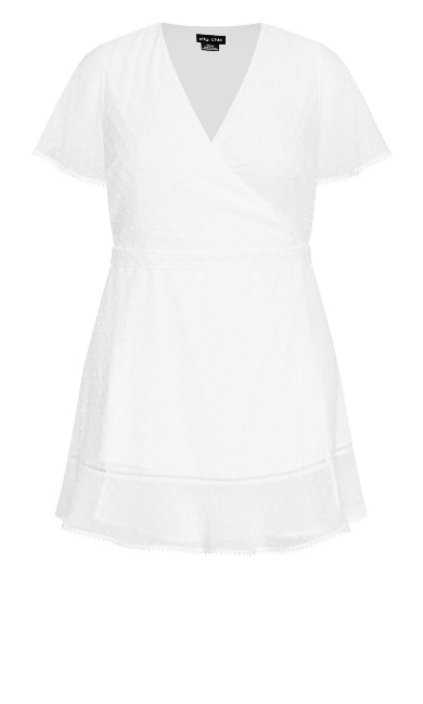 Angelic Dress - ivory