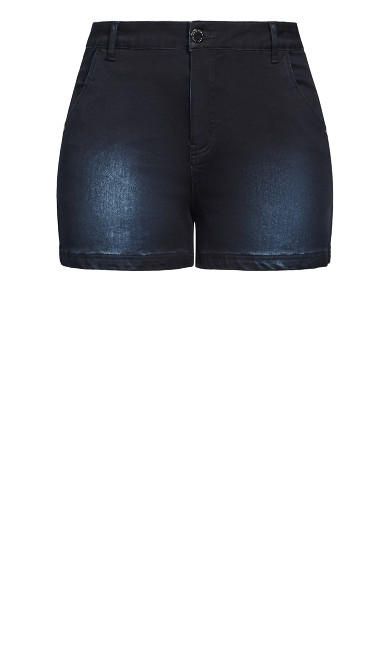 Denim Breeze Short - dark denim