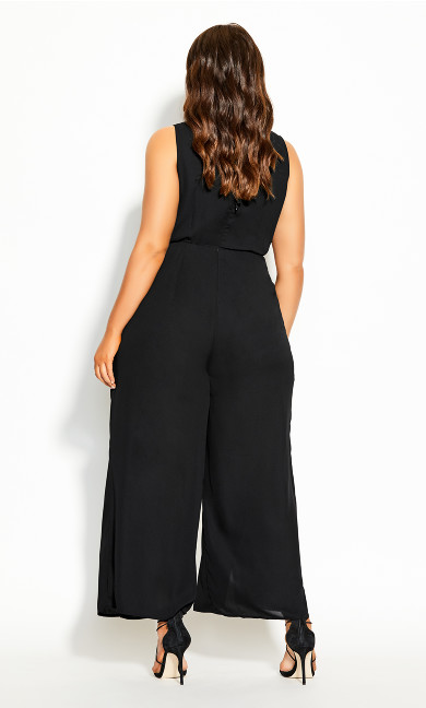Intrigue Jumpsuit - black