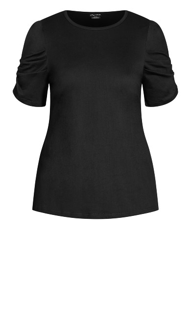 Eva Top - black