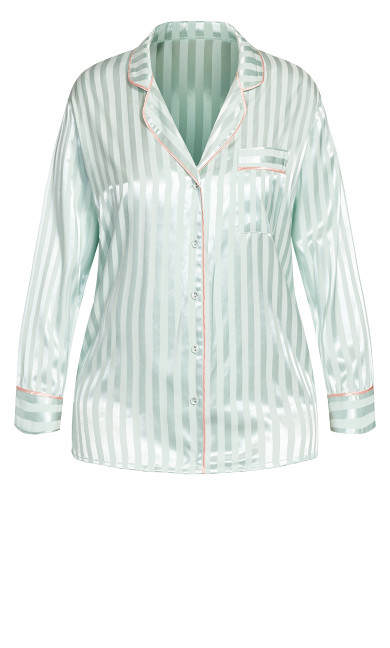 Sophia Sleep Shirt - mint