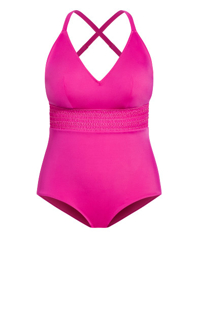 Lucia 1 Piece - hot pink