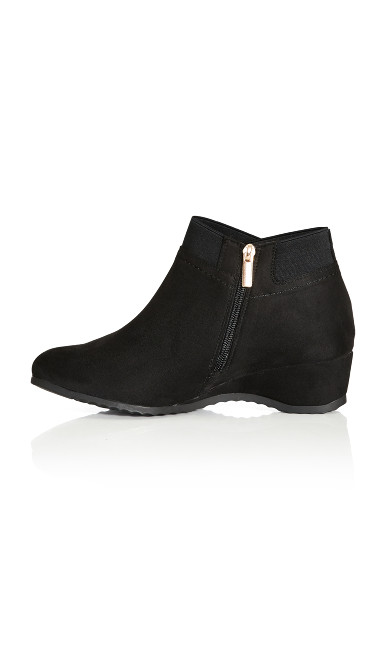 Keira Ankle Boot - black