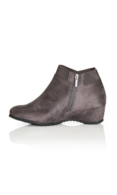 Keira Ankle Boot - grey