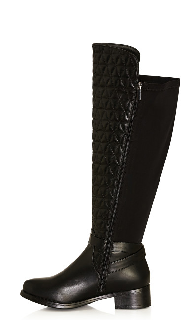 Diana Tall Boot - black