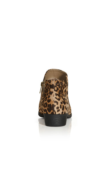 Freisa Ankle Boot - animal