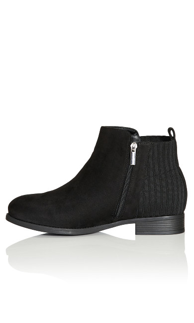 Jasmyn Ankle Boot - black