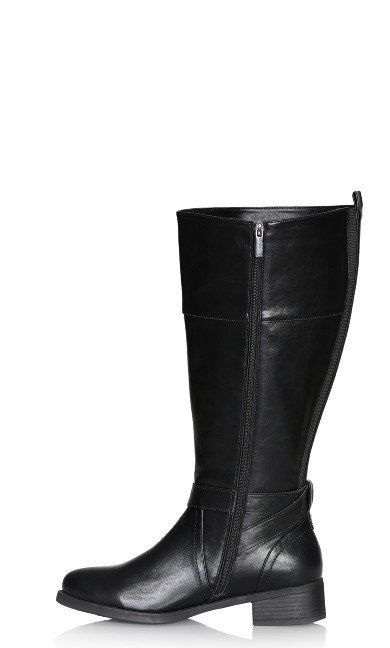 Tilly Tall Boot - black