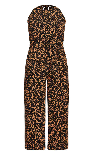 Geo Animal Jumpsuit - animal