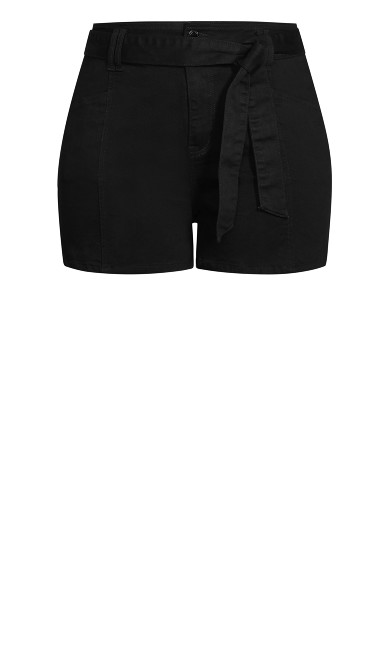 Sweet Tie Short - black