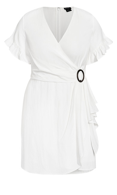 Perfect Summer Dress - ivory