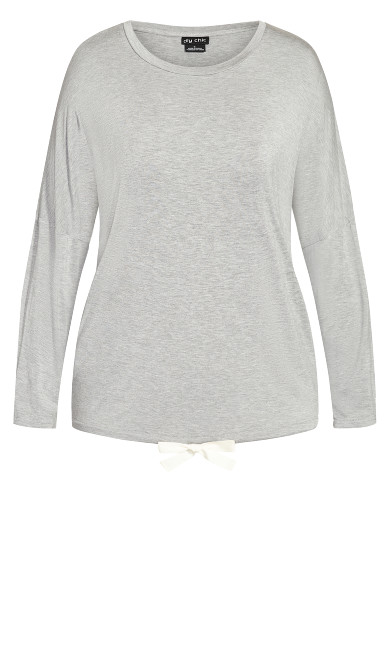 Molly Sleep Top - grey