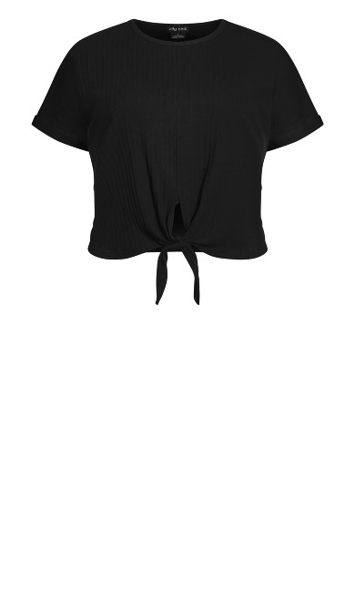 Layla Sleep Top - black