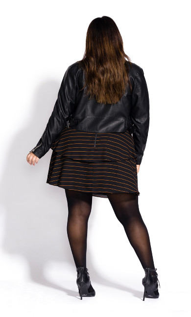 40D Opaque Tights- black