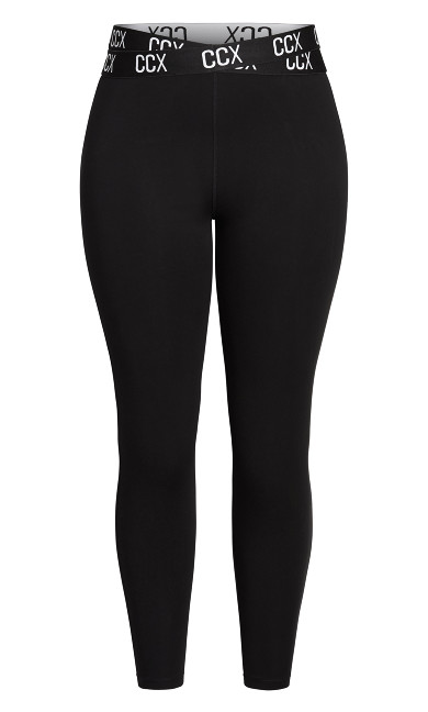 Active Legging - black