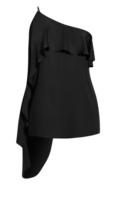 Bewitch Top - black