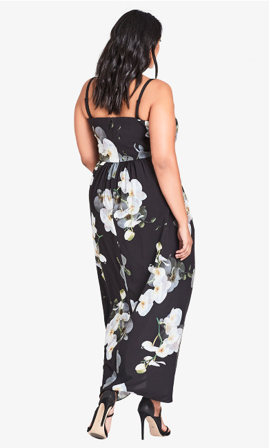 Orchid Dreams Maxi Dress