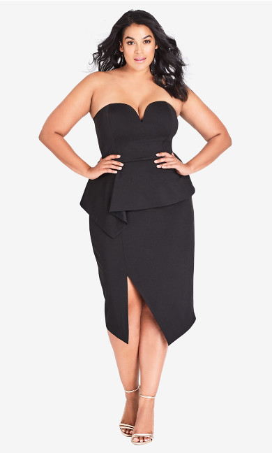 Women's Plus Size Screen Siren Dress