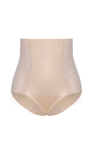 Smooth & Chic Control Brief - latte
