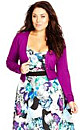 CARDI WRAPPED UP LS - Orchid - 24 / XXL