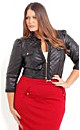 Cher Quilted Jacket