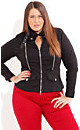Elbow Patch Jacket